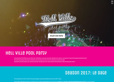 Hell Ville Pool Party